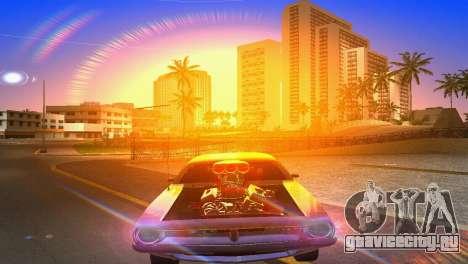 Новые графические эффекты v.2.0 для GTA Vice City второй скриншот