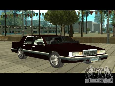 Willard HD (Dodge dynasty) для GTA San Andreas