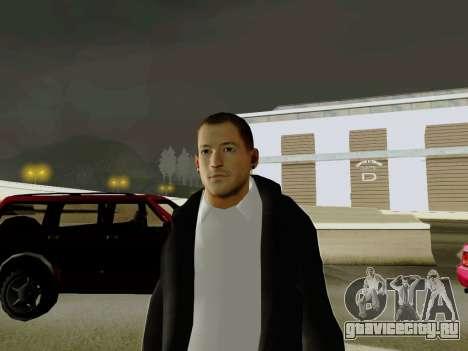 Chester Bennington для GTA San Andreas второй скриншот