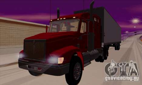 International 9400i Flattop для GTA San Andreas