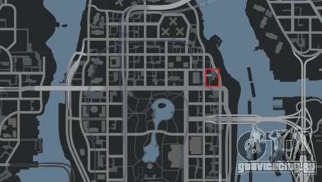 Полицейский участок Raccoon для GTA 4 шестой скриншот