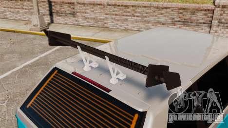 Extreme Spoiler Adder 1.0.7.0 для GTA 4 восьмой скриншот