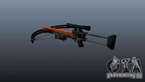 Арбалет Half-Life для GTA 4 второй скриншот