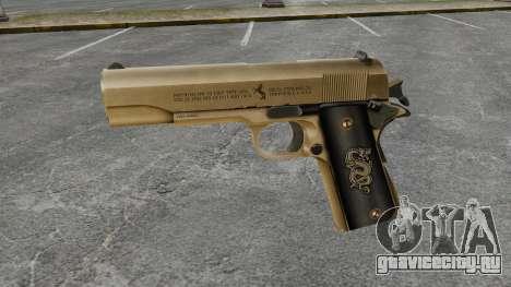 Пистолет Colt M1911 v2 для GTA 4 третий скриншот