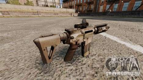 Автомат Diablo для GTA 4 второй скриншот