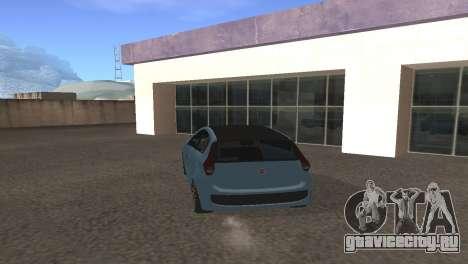Fiat Palio 2014 для GTA San Andreas вид справа