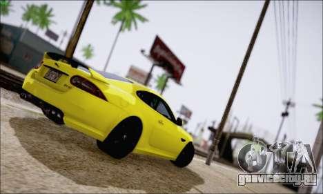 Reflective ENBSeries v1.0 для GTA San Andreas шестой скриншот