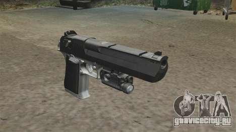 Пистолет Desert Eagle MW2 для GTA 4