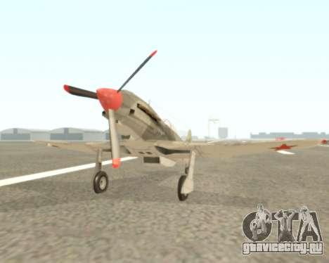 МиГ-3 для GTA San Andreas