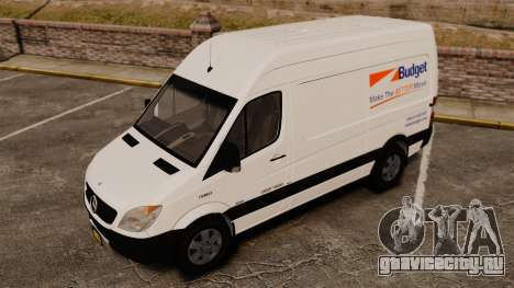 Mercedes-Benz Sprinter 2500 2011 v1.4 для GTA 4 салон
