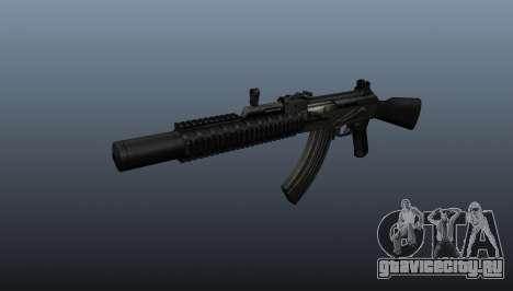 Автомат AK-47 SD для GTA 4