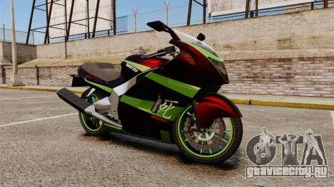 GTA IV TLAD Hakuchou для GTA 4