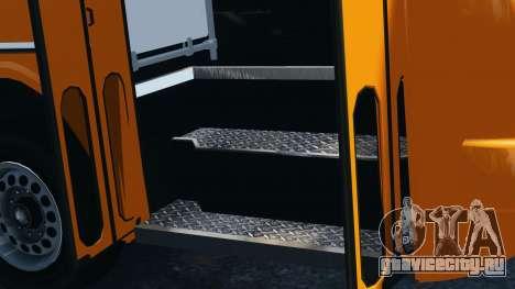 Ikarus 260 для GTA 4 вид сзади