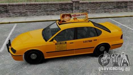 Реальная реклама на такси и автобусах для GTA 4 восьмой скриншот