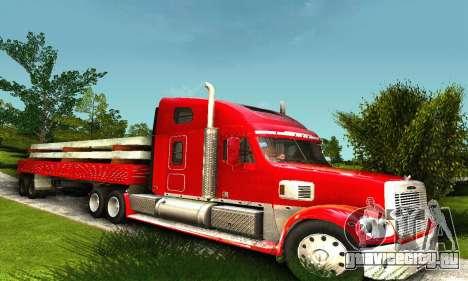 Freightliner Coronado для GTA San Andreas