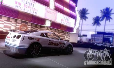 SA_PGAD ENBSeries by ArturIce v1.0 для GTA San Andreas четвёртый скриншот