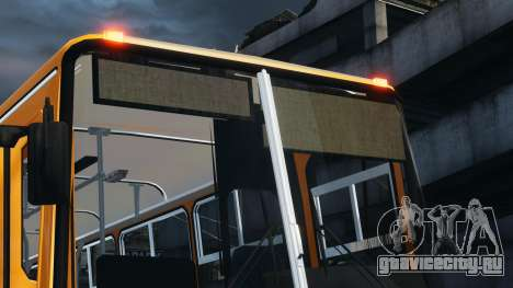 Ikarus 260 для GTA 4 вид справа