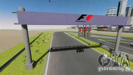 Трасса Spa-Francorchamps Mini для GTA 4 третий скриншот
