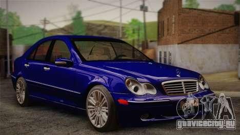 Mercedes-Benz C320 Elegance 2004 для GTA San Andreas