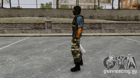 Восточноевропейский террорист Phoenix для GTA 4 второй скриншот