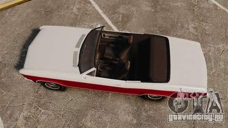 GTA V Buccaneer для GTA 4 вид справа