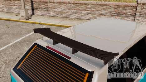 Extreme Spoiler Adder 1.0.7.0 для GTA 4 шестой скриншот