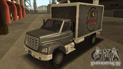 Yankee HD from GTA 3 для GTA San Andreas