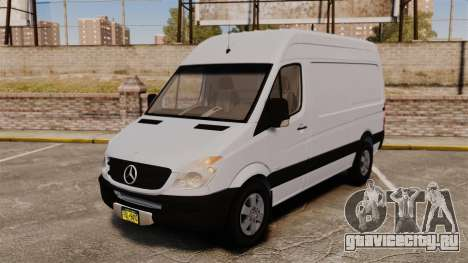 Mercedes-Benz Sprinter 2500 2011 v1.4 для GTA 4