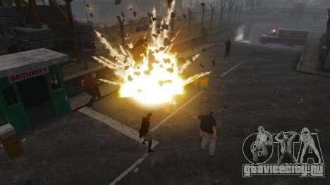 Новый зомби-скрипт для GTA 4 пятый скриншот