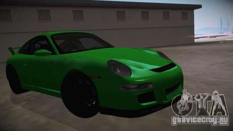 Porsche 911 TT Ultimate Edition для GTA San Andreas
