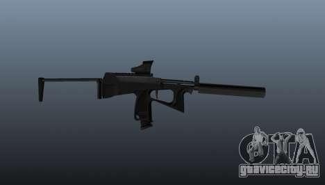 Пистолет-пулемёт ПП-2000 v1 для GTA 4 третий скриншот