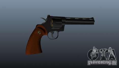 Револьвер Python 357 8in для GTA 4 третий скриншот