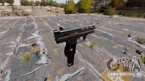 Пистолет-пулемёт HK UZI для GTA 4 второй скриншот
