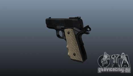 Пистолет Colt Defender для GTA 4 второй скриншот