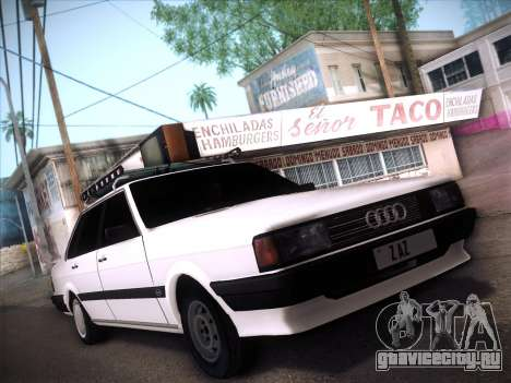 Audi 80 B2 v2.0 для GTA San Andreas