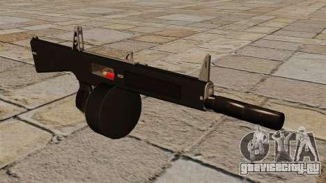 Автоматическое ружьё AA-12 с глушителем для GTA 4