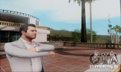 Trevor, Michael, Franklin для GTA San Andreas третий скриншот