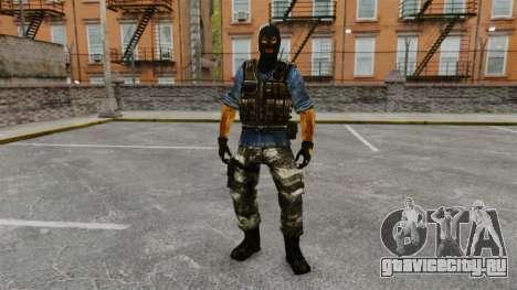 Восточноевропейский террорист Phoenix для GTA 4