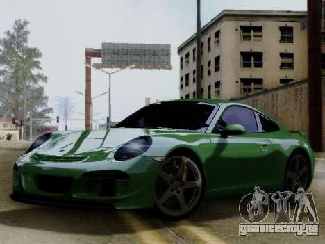 RUF RGT-8 для GTA San Andreas вид слева