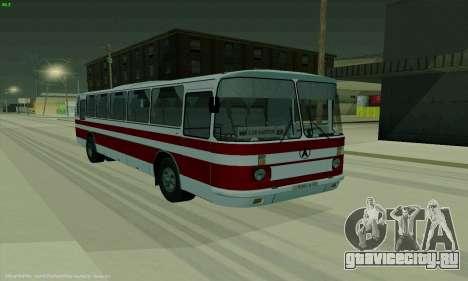 ЛАЗ 699Р для GTA San Andreas вид справа