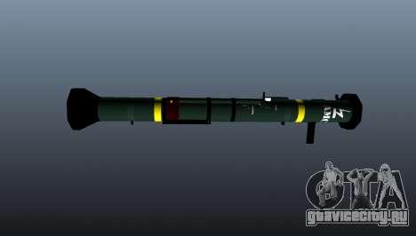 Противотанковый гранатомёт AT4 CS HP для GTA 4 третий скриншот