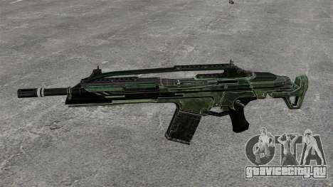 Автомат SCAR для GTA 4 третий скриншот