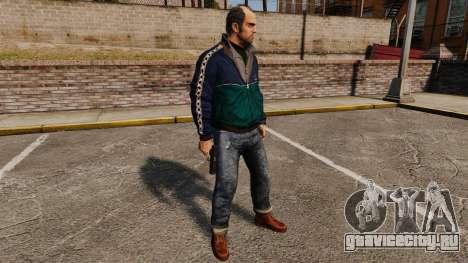 Тревор Филлипс для GTA 4 второй скриншот