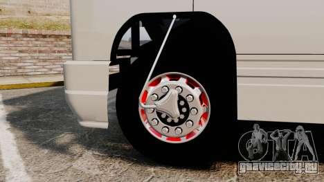 Mercedes-Benz 608 для GTA 4 вид сзади