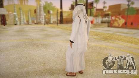 Арабский шейх для GTA San Andreas второй скриншот