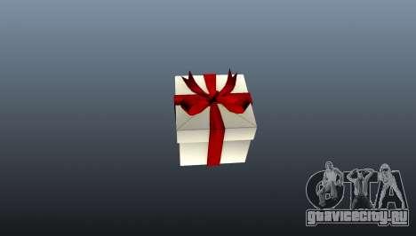 Граната подарок для GTA 4