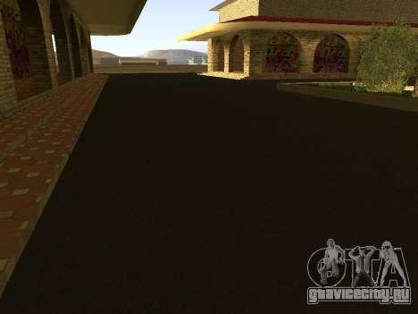 ЖД вокзал Las Venturas v1.0 для GTA San Andreas четвёртый скриншот