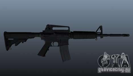 Автомат M4 для GTA 4 третий скриншот