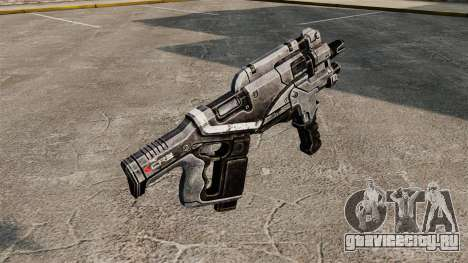 Автомат M12 Locust для GTA 4 второй скриншот