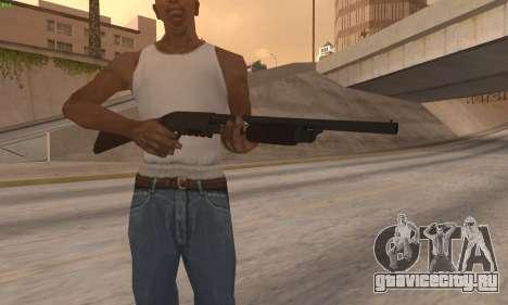 M37 Ithaca для GTA San Andreas